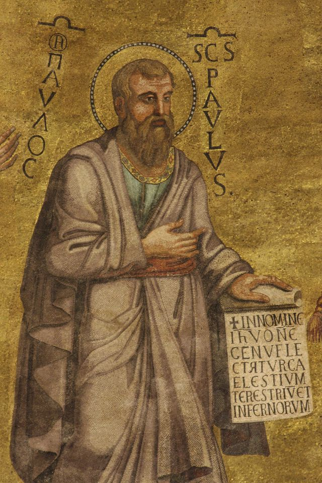 Reading St. Paul's Letter to the Ephesians