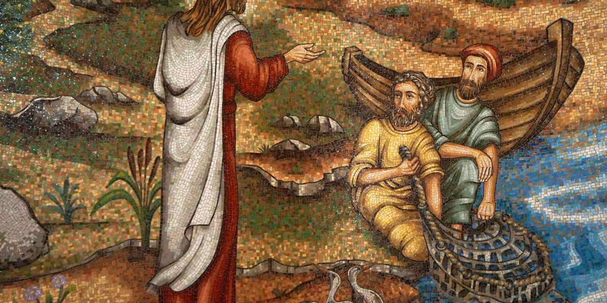 The Miraculous Catch Of Fish And The Calling Of Peter Acting In Faith